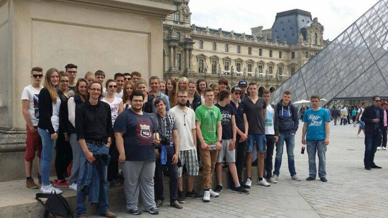 Studienfahrt Paris